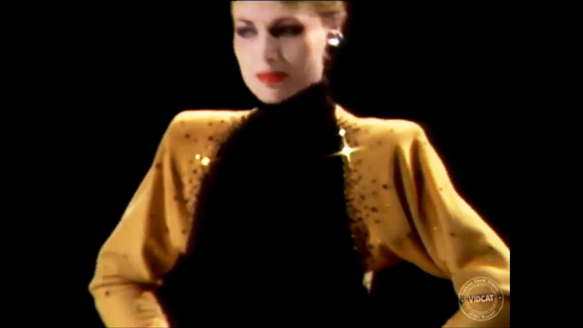 Video Download: 1980s Fashion Shows
