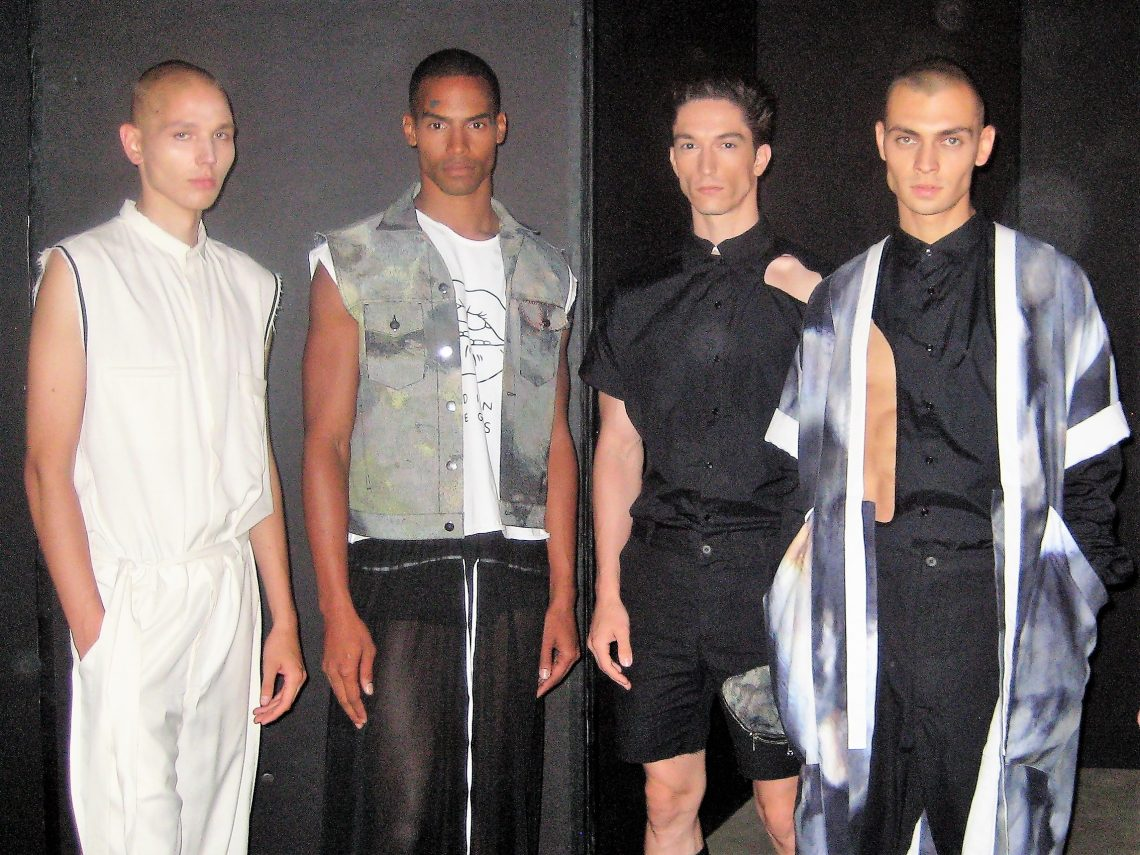 Video Download: Men On The Runway Fashion Shows