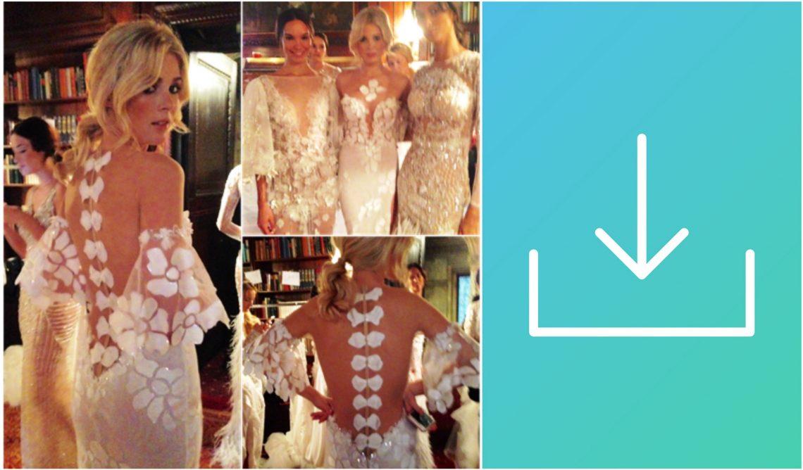 Vidcat USB: Bridal Fashion Runway Shows
