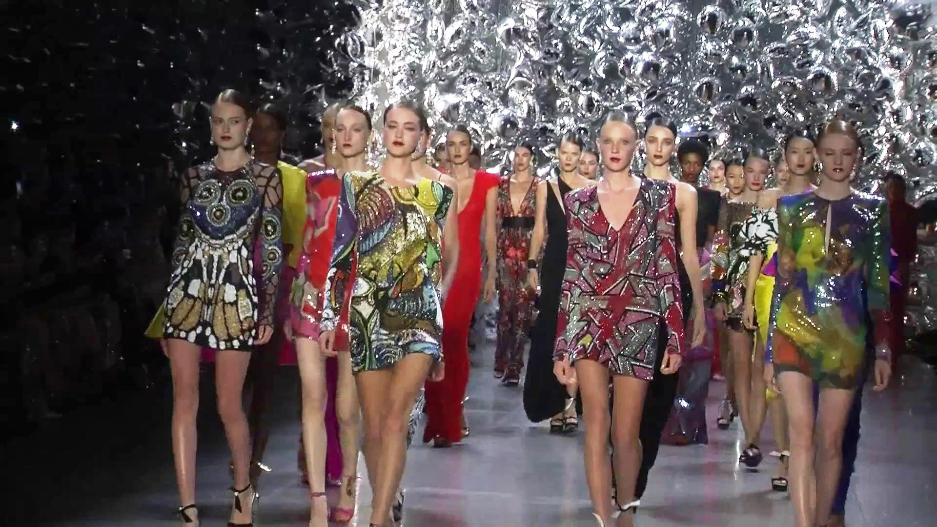 Vidcat USB: Spring Summer 2019 Fashion Shows